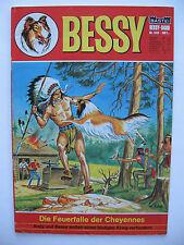 Bessy Band 348, Bastei, mit der Beilage Rex Danny Bastelbogen, Zustand 2
