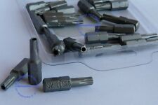 MGTF Pektron SCU Security screw removal Bit TORX Plus TTS25 MG ROVER