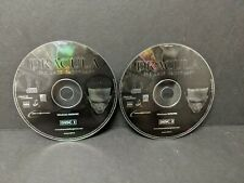 Drácula: el último santuario (PC, 2001) Disco Solamente