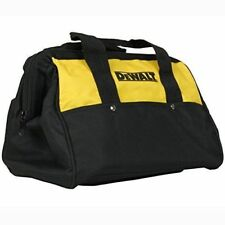 New Dewalt Heavy Duty Tool Bag 33x21x26cm Ballistic Water Durable Nylon Bags