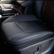 USA PU Leather 3D Full Surround Car Seat Protector Seat Cover Accessories Black+