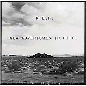 R.E.M. - New Adventures in Hi-Fi (1996)cd   freepost in very good condition