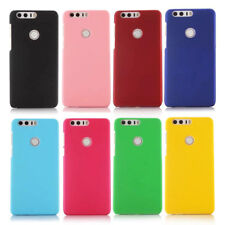 For Huawei Honor 8 Snap On Rubberized Matte hard case back cover