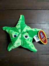 "Calplush Starfish Plush Stuffed Animal Toy Green Sea Ocean Life 6"""