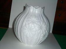 Deko-Blumenvasen im Art Deco-Stil aus Porzellan