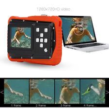 Waterproof Kids Children Underwater LCD Compact Digital Camera HD 1080P 12MP WN