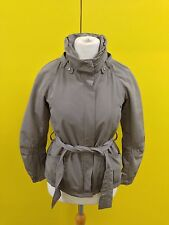 Womens Zara Rain Jacket - Medium Uk10/12 - Dark Beige - Great Condition