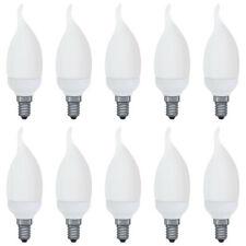 Paulmann 860.05 Energiesparlampe Kerze 5W E14 Warmweiß Lighting Light Bulbs