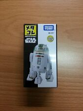 Takara Tomy Japan Limited Metal Figure Collection MetaColle Star Wars R2-711