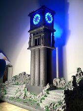 Diorama Decoration Scene Myth Cloth Saint Seiya Meridiana/horloge