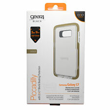 Gear 4 Piccadilly caso para Samsung Galaxy S7. ex-Display-Oro/claro