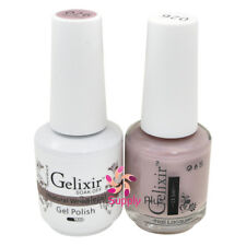 GELIXIR Soak Off Gel Polish Duo Set (Gel + Matching Lacquer) - 026