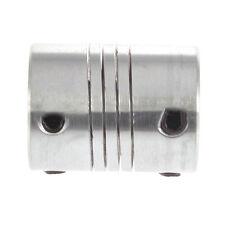 eg _ 5mmx8mm CNC Motor 3d printerjaw Eje Acoplador flexible Acople 5x8mm PEACHY