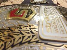 MMA UFC Rare Hand Made Strikeforce Grand Prix championship replica belt 51''