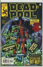 Deadpool 2000 series # 41 very fine comic book