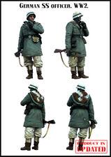 Evolution Miniatures 1:35 WWII German SS Officer Figure Kit #EM-35005