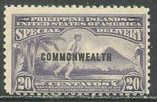 U.S. Possessions Philippines Special Delivery stamp scott e7 - mnh - xxx