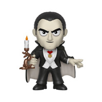 Mystery Mini: Universal Monsters Vinyl Figure - DRACULA HOLDING CANDLE (1/6)