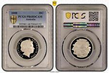 2000 Australia Twenty Cent, 20c PCGS - PR68DCAM -152 D7-232