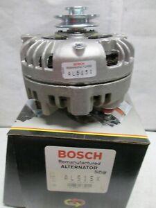 Bosch AL515X Reman Alt 65A Dodge Omni/Plymouth Horizon 1.7L   1978-80