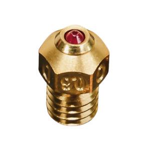 Rubin Düse ø 0,4 oder 0,6mm Düsen Extruder Druckkopf Ruby Nozzle Filament 1,75mm