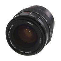 Yashica 28-85mm F/3.5-4.5 Macro AF Lens for Yashica AF Mount {62} AI