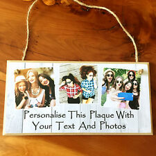 Personalised Best Friend Quote Photo Plaque Sign Frame Sister Wedding Gift