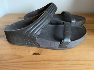 Fitflop Brown Sandals Size 4