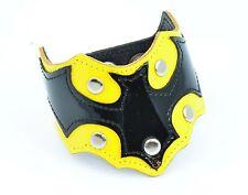 Batman Style Wrist Bracelet Punk Goth Rockabilly Wrist Cuff