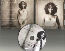 TONI BRAXTON Un Break My heart ACAPPELLA & INSTRUMENTAL PROMO DJ CD single 1996