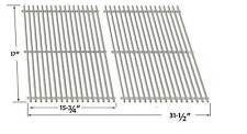 Kenmore Models XH1510, XPS DXH-8501, North American Outdoors SS Cooking Grid