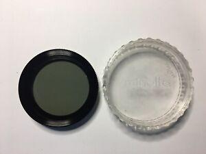 Minolta Polarizing 55mm Lens Filter in Original Case