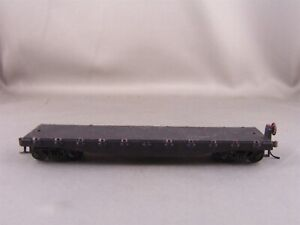 Athearn - Undecorated - 40' Flat Car