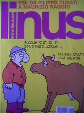 LINUS - Rivista fumetti n°2 2001 [G266]