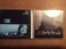 Sade [2 CD Alben] Stronger Than Pride + Diamond Life