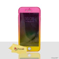 "360 ° Gel Estuche/Cubierta Para Apple iPhone 6 6s (4.7"")/Rosa/Silicona Clara a oro"
