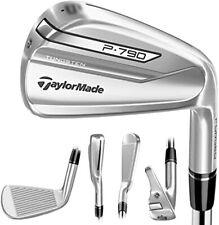 NEW TaylorMade P790 #6-PW Iron Set & P770 AW, Regular Dynamic Gold AMT R300