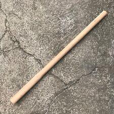 "Bulldog 36"" Sledge Hammer Handle - Grade A Hickory - Replacement Shaft"