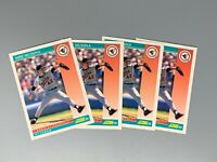Mike Mussina 1992 Score 4 Card Lot Rookie Prospect #755 Baltimore Orioles