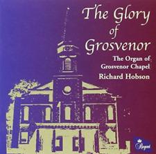The Glory of Grosvenor CD - Richard Hobson (Regent, 2006)