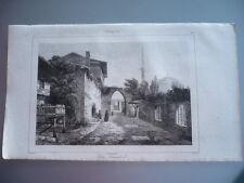 TURQUIE 1840 ESKI ISTAMBOUL