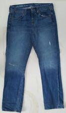 authentic women's J. Crew distressed vintage slim jeans, size 29R