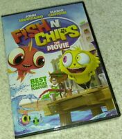 Dvd Fish And Chips the Movie anime brand new