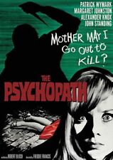 THE PSYCHOPATH (Patrick Wymark)  - DVD - Region 1  -Sealed