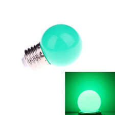 1W E27 mini LED Golf Ball Bulb Globe Light in Blue, Red, Green, Yellow,White