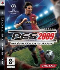 PES 2009 PRO EVOLUTION SOCCER    ps3 usato
