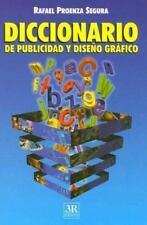 Diccionario de Publicidad y Diseño Gráfico (Spanish Edition)-ExLibrary