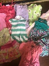 Lot of 9 girls clothes Shirts Shirts Spring Summer Dresses
