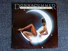 DONNA SUMMER - Four seasons of love - LP / 33T