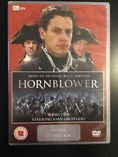 Hornblower  Mutiny / Retribution DVD